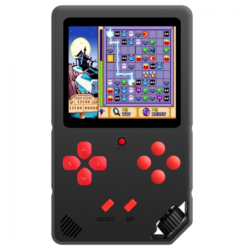 "Portable Handheld Game Console for Kids Adults with Built in 220 HD 16Bit Classic Video Games Player System 3.0"" Display Perfect for Holiday B"